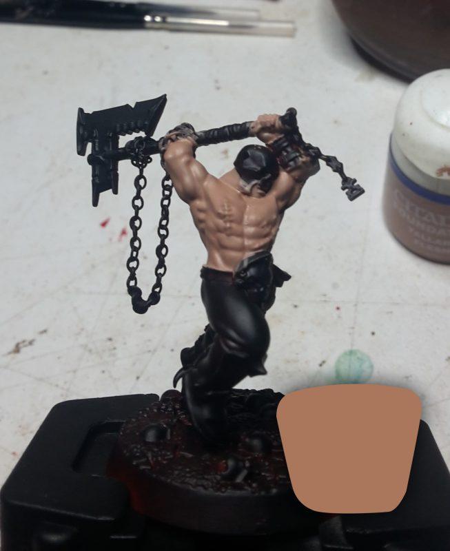 Peindre la peau - 1