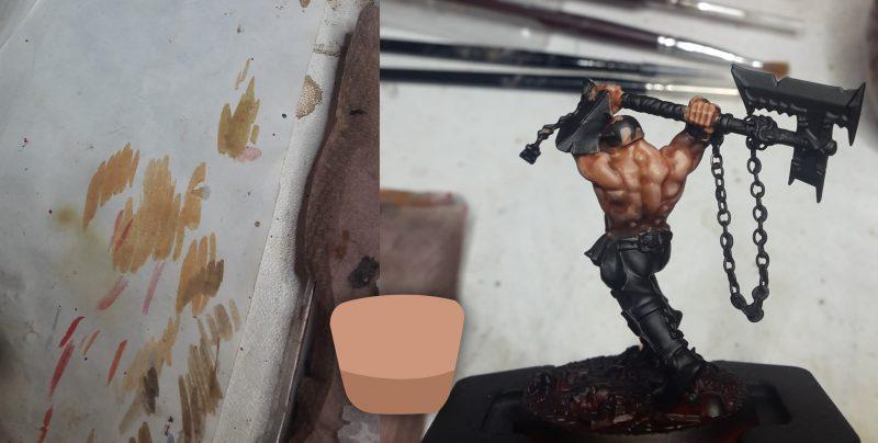 Peindre la peau - 3