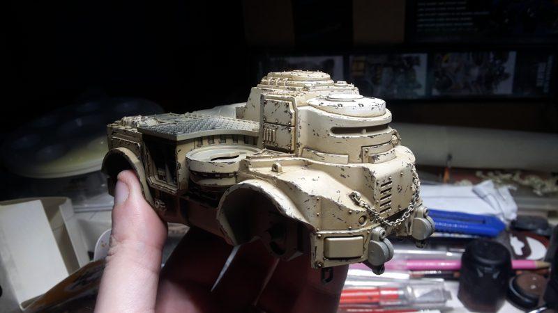 Goliath Rockgrinder - Lining