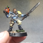 Space Wolves - Scout - Sergent