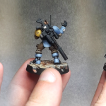 Space Wolves - Scouts Sniper