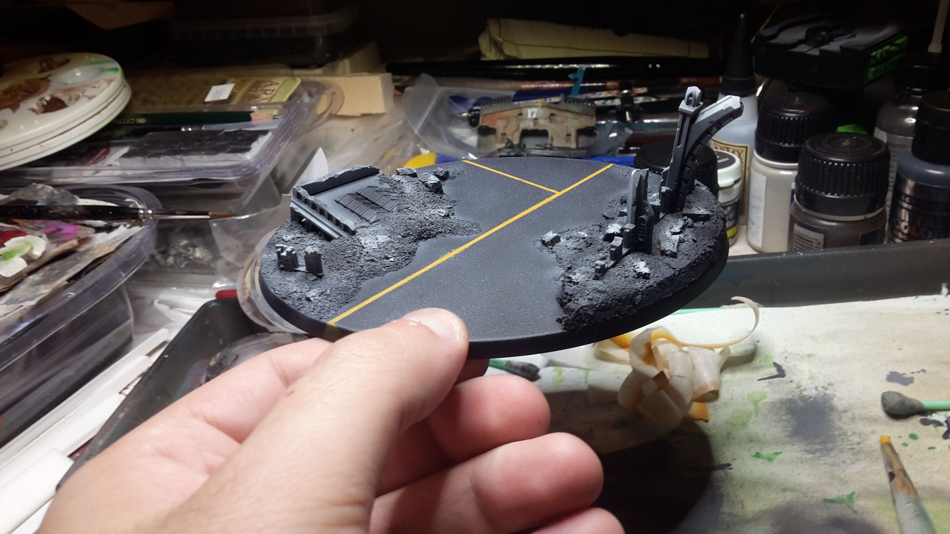Socle Adeptus Titanicus